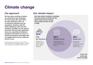 Taylor Wimpey Environment Strategy 2021 page 7