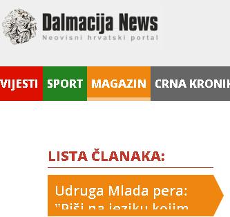Dalmacija News