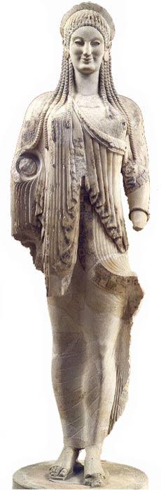 Acropolis koré