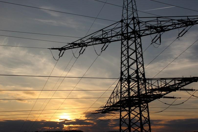 Power Line Distribution