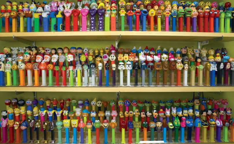 Pez collection
