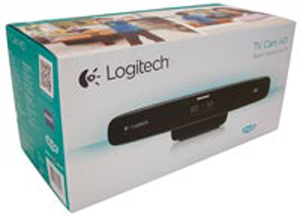 Logitech Skpye TV Cam box