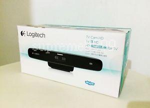 Logitech Skype TV Cam box