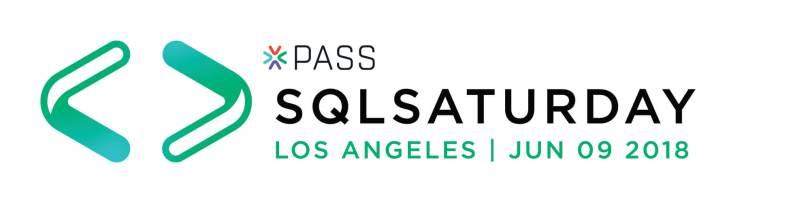 SQL Saturday #773 Los Angeles