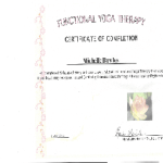 Functional Yoga Therapy Certificate