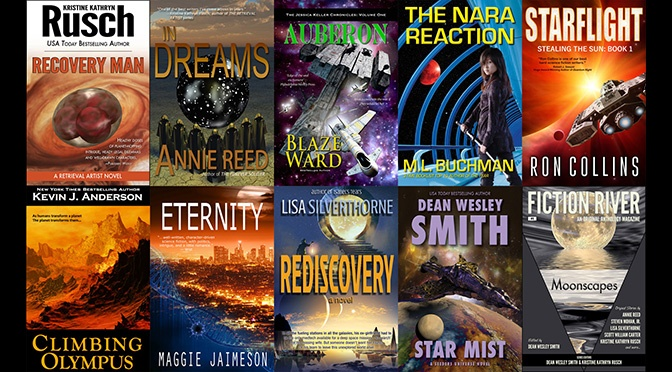 AWESOME! SF Bundle & Hot New Pre-order