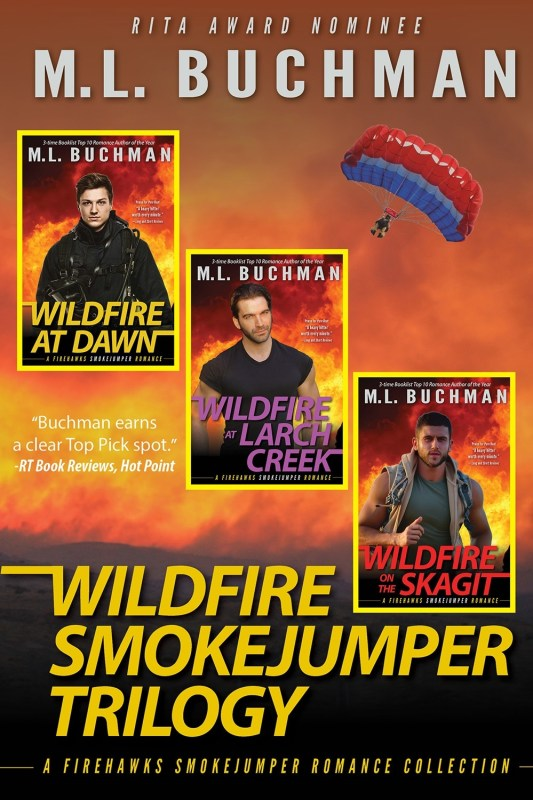Wildfire Smokejumper Trilogy