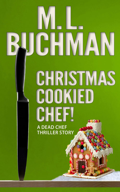 Christmas Cookied Chef!