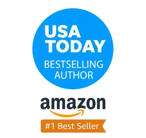 USA Today Bestselling Author and Amazon #1 Bestseller