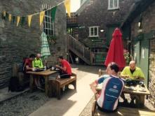 Talgarth Mill Cafe.