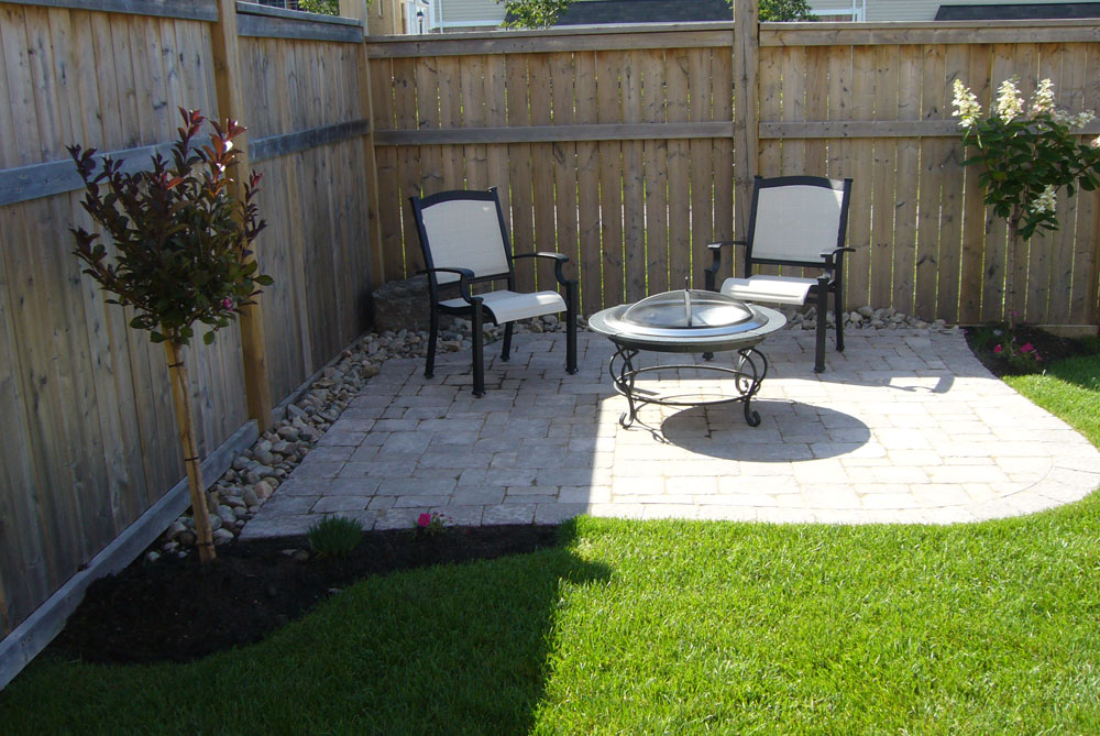 Patio Designs, Backyard Design, Landscaping Lighting | ML ... on Back Patio Landscaping id=81083