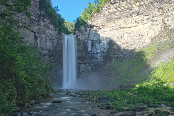 MLCreations Photography: Taughannock Falls &emdash; 215'