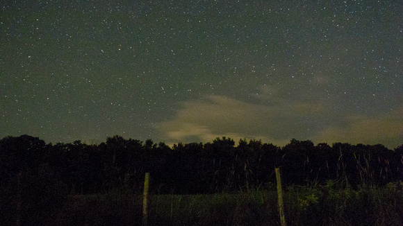 MLCreations Photography: Blog Post Related &emdash; Perseid Meteor 1