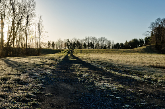 MLCreations Photography: Blog Post Related &emdash; Morning Trail - New