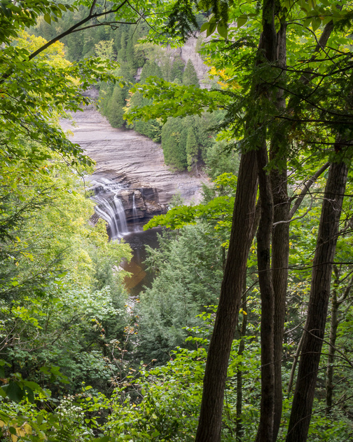 MLCreations Photography: Blog Post Related &emdash; TrentonFalls-5