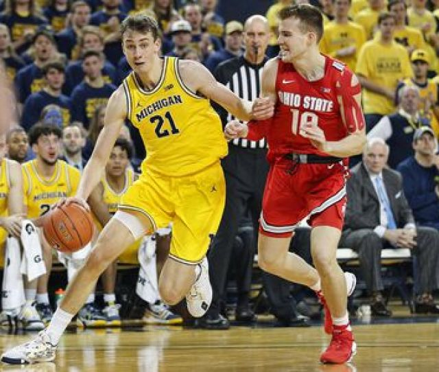 Michigan Basketball Gameday Important Road Trip To Ohio State