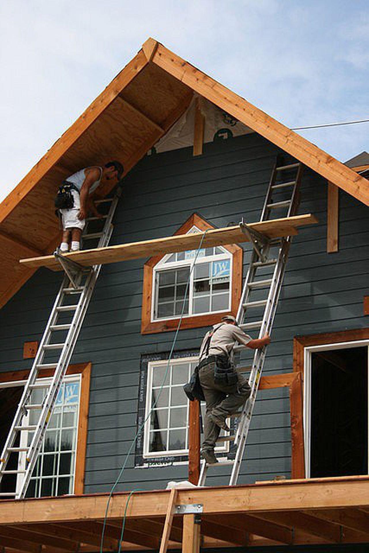 A homeowners guide to exterior siding options - mlive.com on House Siding Ideas  id=93527