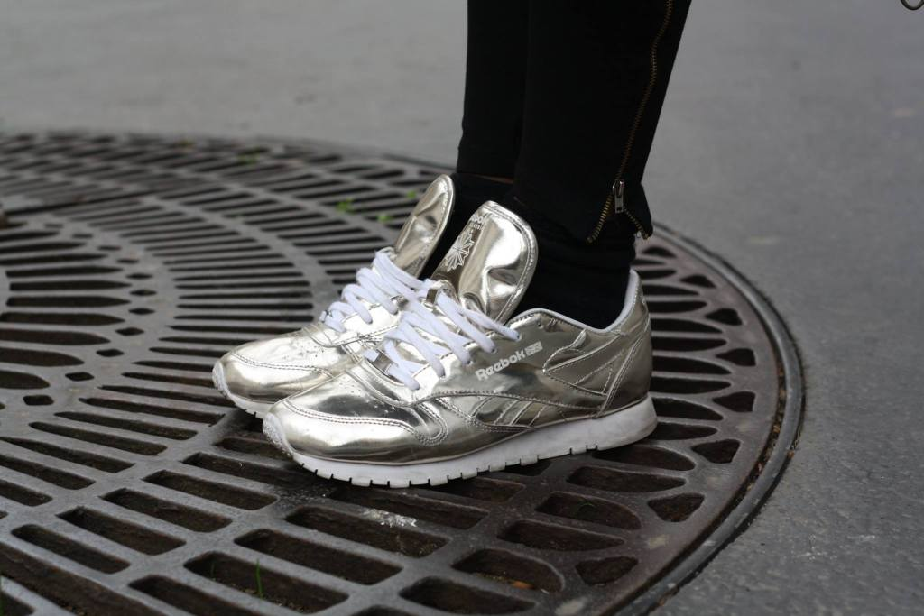 sneakers reebok X Sandro