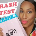 maquillage bershka //crash test
