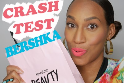 maquillage bershka //crash test