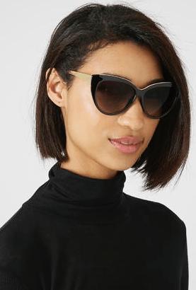 Les lunettes oeil de chat TOPSHOP 20€