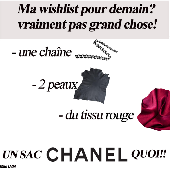 Sac chanel obsession