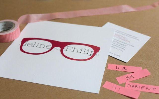 faire-part-mariage-lunettes-rose-maries