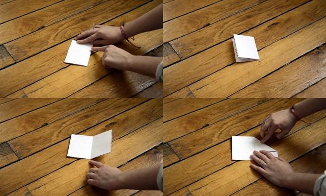 bateaux origami marques places