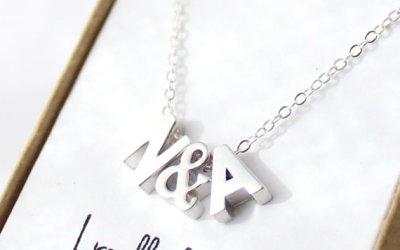 Des initiales à offrir