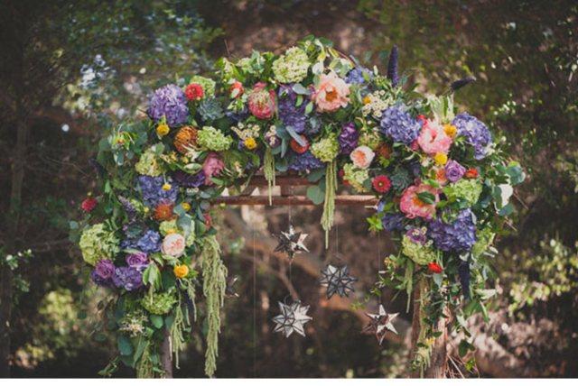 arche-fleurs-mariage
