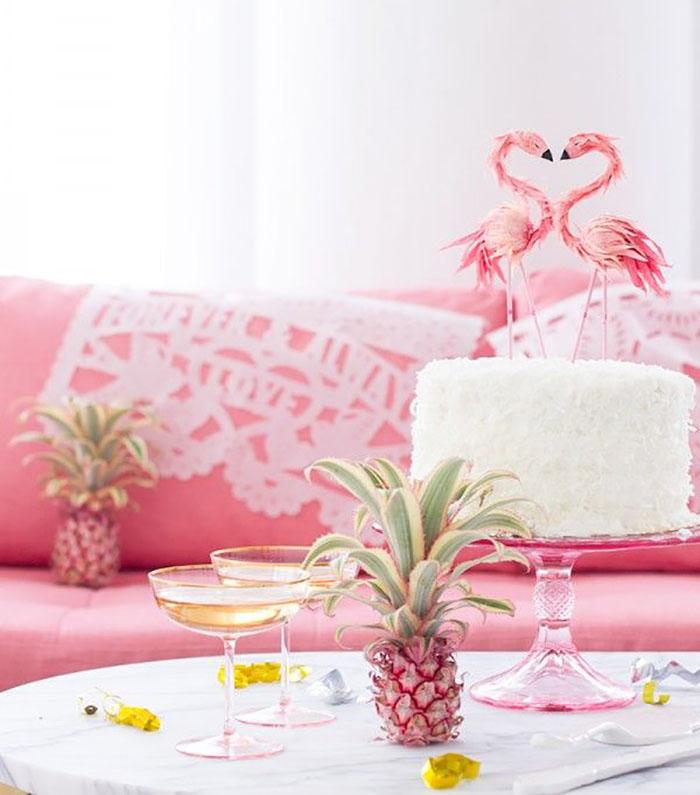 mariage-deco-ananas