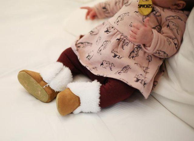 vide dressing bébé