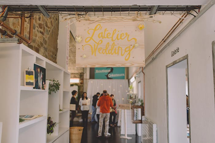 L'atelier Wedding à Nantes