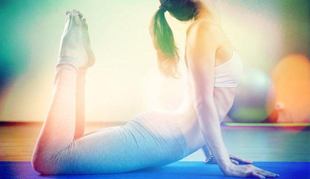 J'ai testé le yoga prénatal