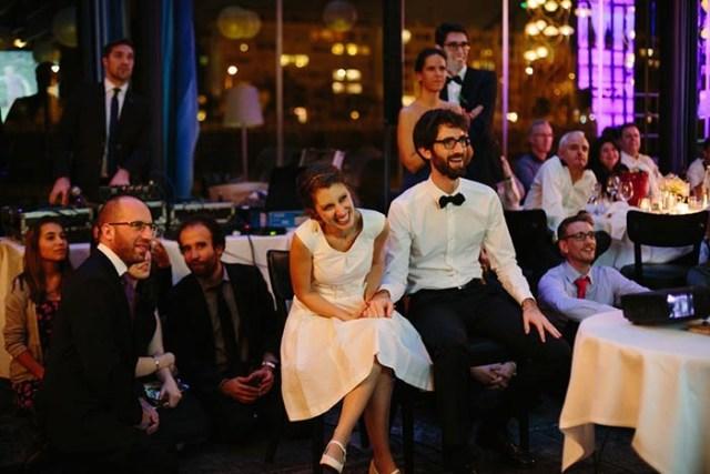Un mariage parisien