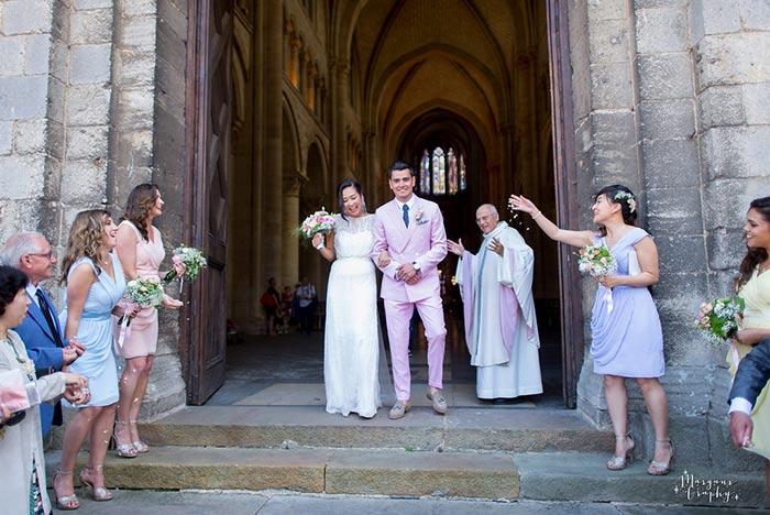 Un mariage au mans