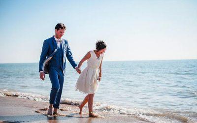 Un vrai-faux mariage à Noirmoutier