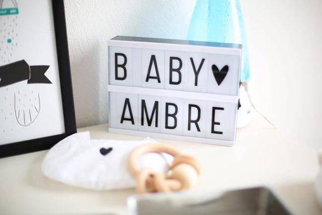 Les indispensables de bébé