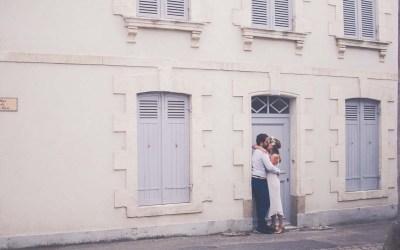 Shooting mariage à Noirmoutier