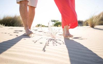 Concours * reportage photo de mariage * et love session dans les dunes