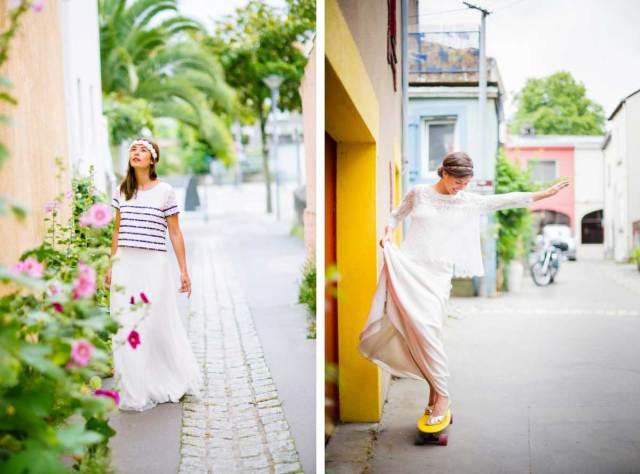robes de mariée à Nantes