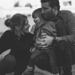Une séance photo de famille en automne