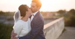 mariage sur l'île d'Oléron