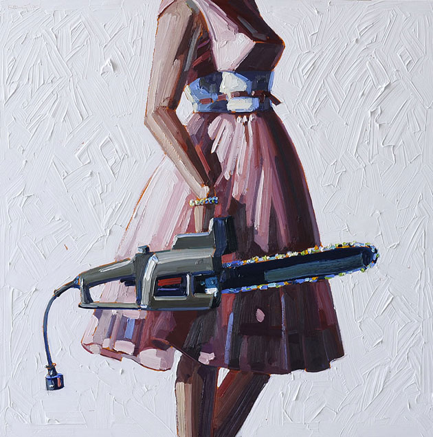 Short Leash by Kelly Reemtsen