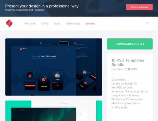 10 psd templates