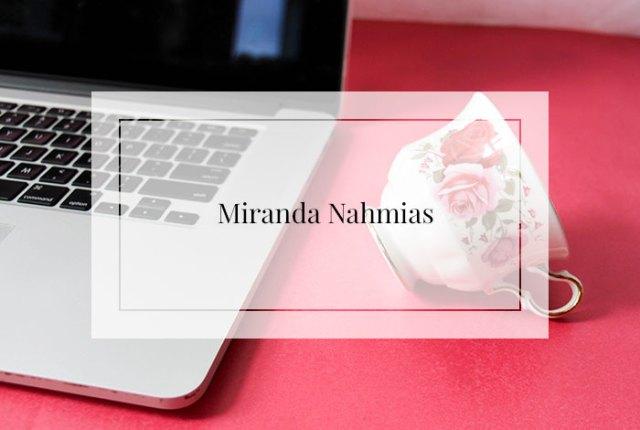 Miranda Nahmias