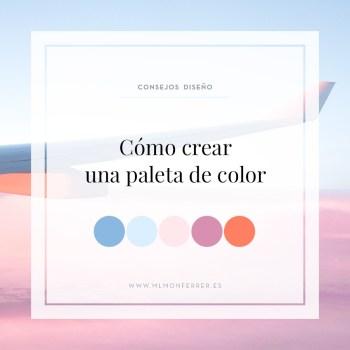 1. Cómo crear una paleta de color armoniosa para tus diseños