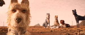 Menard Goes to the Movies: Isle of Dogs