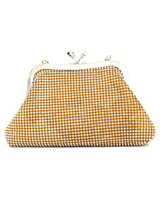 Luxrous Glitter Rhinestone Evening Bag For Woman