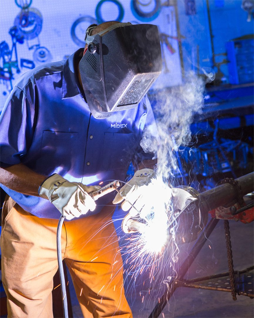industrial-portrait-location-welding-worker-environment